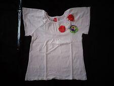 Tee-shirt blanc 10 ans MARESE
