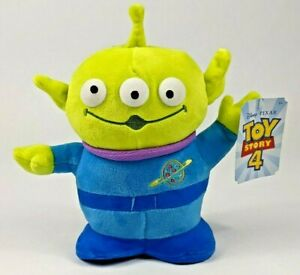 "Toy Story Disney Pixar Alien 10"" plush"