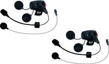 Sena smh5 Dual teamset Moto Bluetooth Casque conducteur passager O. 2 conducteur