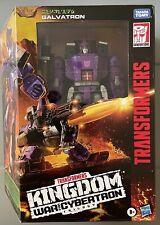 "Transformers Generations War for Cybertron: Kingdom Leader WFC-K28 Galvatron 7"""