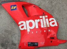 APRILIA RS250 FAIRING,LEFT HAND PANEL, 1995 MODEL, USED -FEW SCRATCHES AND MARKS