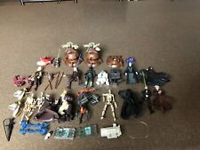 Star Wars Action Figure Parts Lot