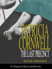 Patricia Cornwell-Last Precint  CD NEW