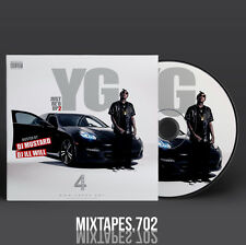 YG - Just Re'd Up 2 Mixtape (Full Artwork CD Art/Front Cover/Back Cover)