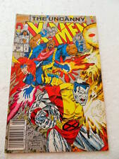 Uncanny X- men 292  . Marvel 1992 -  VF  +