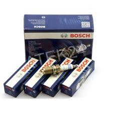 4x Zündkerze original BOSCH 0242229659 FR8DC+ Set
