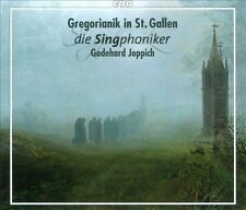 Gregorianik in St. Gallen, New Music