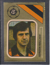 FKS - Soccer Stars 78/79 Golden Collection - # 350 G Wallace - Dundee United