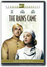 The Rains Came DVD New Myrna Loy, Tyrone Power, George Brent