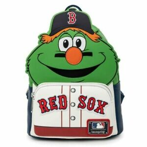 Red Sox Wally Green Monster Mini Backpack Loungefly