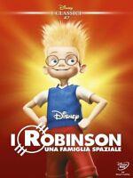 I Robinson - Una Famiglia Spaziale (Repack 2015) - Dvd Nuovo Sigillato