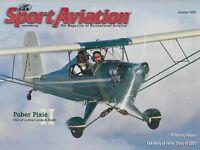 Sport Aviation (Jan 2002) (Pober Pixie II, Glasair, Sea Hawk, 1966 Mooney C)