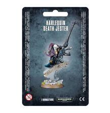Warhammer 40k - Harlequin Death Jester- Brand New in Box! - 58-15C
