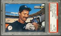1994 Collector's Choice Gold Signature #355 Don Mattingly PSA 8 *Only 6 Higher*