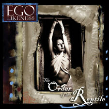 Ego Likeness : Order of the Reptile CD (2013) ***NEW*** FREE Shipping, Save £s