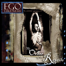 Ego Likeness : Order of the Reptile CD (2013) ***NEW***