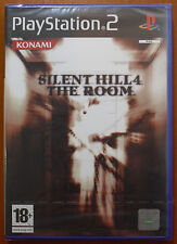 Silent Hill 4: The Room, Konami, PlayStation 2 PS2, Pal-España NUEVO, 1ª EDICIÓN
