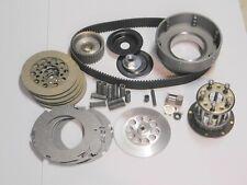"""Knucklehead, Panhead Complete 1-1/2"""" Belt Drive Kit With 5 Stud Hub. 36 - 54"""