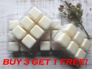 Double Scented! Soy Wax Melts, tarts, wickless candles- (BUY 3 GET 1 FREE)