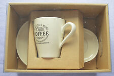 Brand New Country Kitchen coffee mug and sandwich/biscuit stand