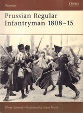PRUSSIAN REGULAR INFANTRYMAN 1808-15 - Oliver Schmidt