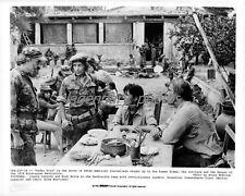 1983 Under Fire Nick Nolte Joanna Cassidy Original Press Photo