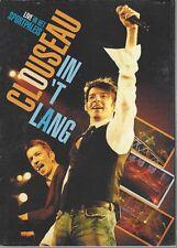 "Clouseau   DVD "" Clouseau in't lang Live in het sportpaleis  """