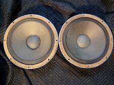 -PAIR- JBL 150-4C Woofer Speakers  16Ω