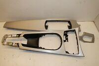 BMW Z4 E85 Aluminium Metal Interior Trim Dash Set DASHBOARD & CENTRE CONSOLE RHD