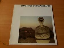 Simple Minds – Empires And Dance V 2247 Vinyl LP Record ~ NM / VG ~ 1982 Virgin