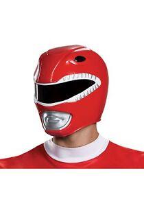 Adult Red Ranger Helmet