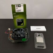AMD Sempron 145 2.80GHz Processor SDX145HBK13GM Socket AM3 AM2 w/ Heatsink & Fan