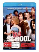 OLD SCHOOL BLURAY UNCUT EDITION BRAND NEW WRAPPED AUS/NZ ZONE B