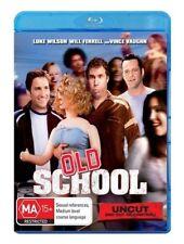 *New & Sealed*  Old School  (Blu-ray, 2009) Comedy Movie, Region B AUS