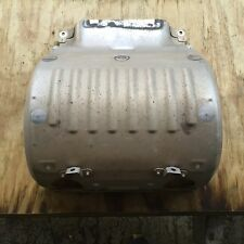 Yamaha Rage Nytro Venture exhaust heat shield 2004+