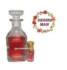 Desire Man 12ml Perfume Oil Attar , Fruits Patchouli, Teakwood Vanilla,Musk Rose