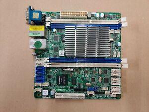 Carte mère Asrock C2750D4I mini ITX C2750 Octo-Core DDR3 NAS SATA x 12 IPMI