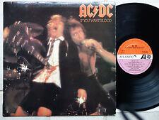 AC/DC – If You Want Blood You've Got It  Vinyl  LP  Atlantic  S 90.123  Spain