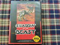Shadow of the Beast - Authentic - Sega Genesis - Case / Box Only!
