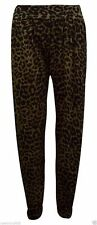 Ladies Plus Size Printed Harem Pants Cuffed Bottom Ali Baba Womens Trousers 8-26