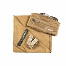 Gear Aid McNett Tactical Ultra Compact Microfiber Towel/Bag Coyote Brown Medium