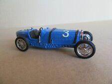 464K Brumm R42 Bugatti Type 59 # 3 HP 230 1933 1:43