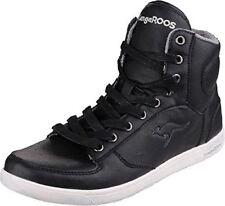 Kangaroos Mujer Damas Deportes Con Cordones Casual Hi Top Zapatillas Sneakers Shoe