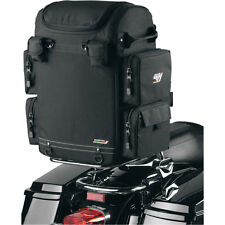 Nelson Rigg Riggpak 350 Dayrunner Backrest Bag Harley Touring Motorcycle Luggage
