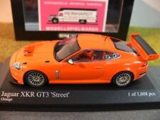 1/43 Minichamps Jaguar XKR GT3 Street orange 2008