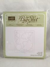 AUTUMN ACCENTS Bigz Die Stampin Up New Sizzix Leaf Leaves Fall