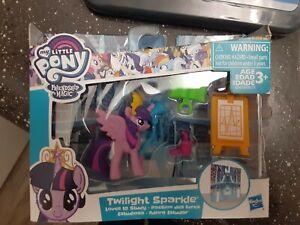MLP Twilight SPARKLE FIGURE SET