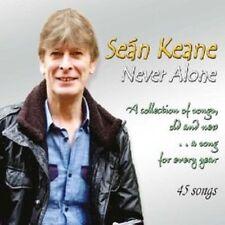 SEAN KEANE NEVER ALONE 3 CD BOXSET NEW