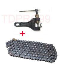 420 Chain 140 Link 110cc 125cc Dirt Pit Bike Quad TaoTao ATV+ Chain Breaker