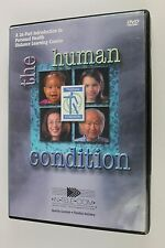 The Human Condition Personal Health & Wellness 4 DVD Set 26 Part Introduction